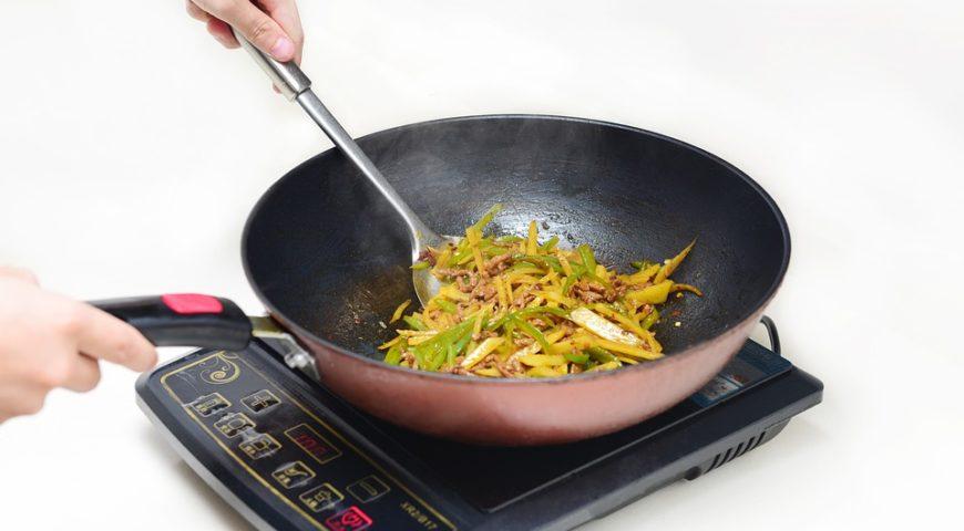 Halogen Cooker VS Induction Cooker